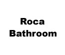 Roca Bathroom Deware