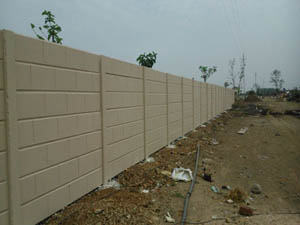 precast boundary wall in bhopal
